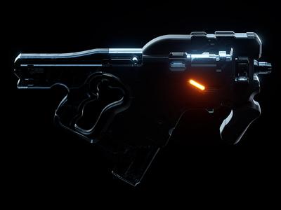 Mass Effect: Cerberus M-25 Hornet IV