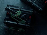Alien: M41A Pulse Rifle II
