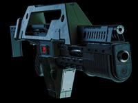 Alien: M41A Pulse Rifle IV