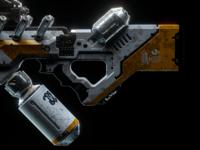 District 9 Alien Assault Rifle: II