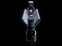 District 9 Alien Assault Rifle: IV