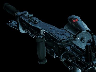 Aliens: M56 Smartgun II