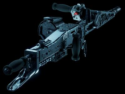 Aliens: M56 Smartgun IV