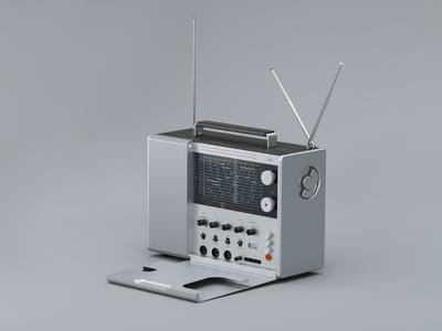 Braun T-1000 Multiband Receiver: II