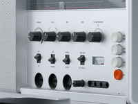 Braun T-1000 Multiband Receiver: IV
