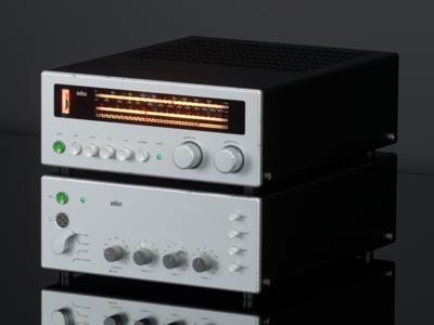 Braun CE 500 & CSV300: II