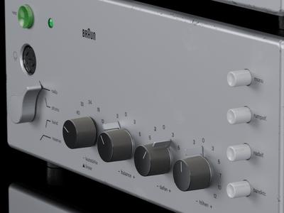 Braun CE 500 & CSV300: IV