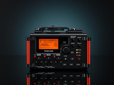 Tascam DR-60D MKII: I