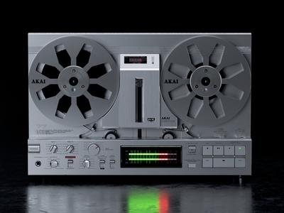 AKAI GX-77: I