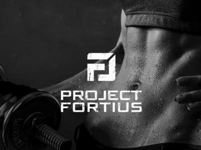 Project Fortius ecommerce creative illustrator branding modern fiverr minimalist fiverr.com graphic design fiverrgigs logo designer