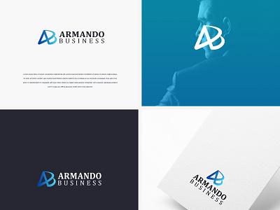 ARMANDO fiverrgigs fiverr.com fiverr graphic design design logo minimal minimalist flat logo designer