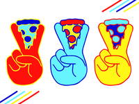 Peace, Love, Pizza