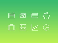 Simplicicons - Finance Icons