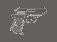 Gun - Walther PPK