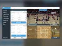 Volleyball Analytics App