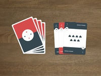 Playing Cards - Material Design