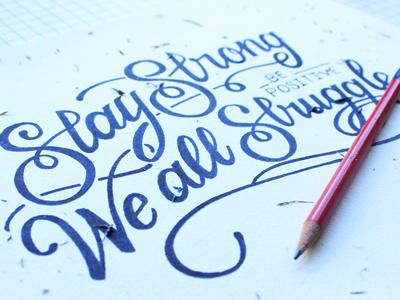 Big Lettering Collection / 2014-1 lettering handwritten handmade logo brush pen calligraphy magazine header poster