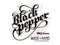 Black Pepper - BBQ Sauce
