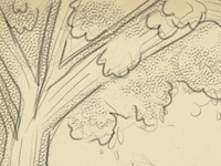 Agrigento Sketch 2