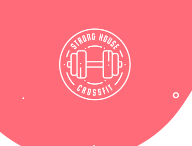Brand & Gym | Strong house