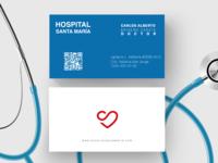 Branding | Hospital Santa María