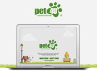WEB DESIGN | PET4U