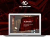 WEB DESIGN | BG BRISEÑOS ABOGADOS