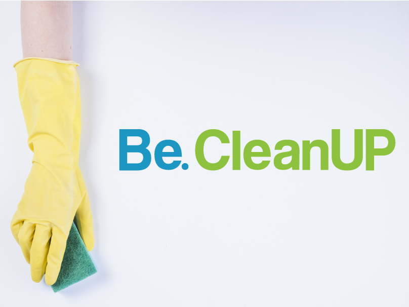Be.CleanUp   Branding inspiraldesign design agency design agency branding diseño grafico diseño de logo naming branding and identity logotipo logo diseño branding agency branding