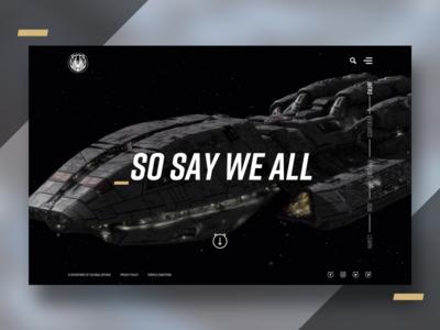 Battlestar | Concept