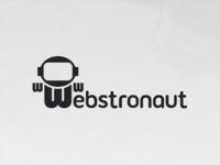 Webstronaut Logo