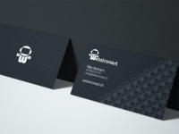 Webstronaut Business Card