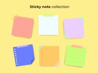 Sticky Note Collection