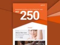 Handpicked activities for under HK$250 Newsletter/Email Design