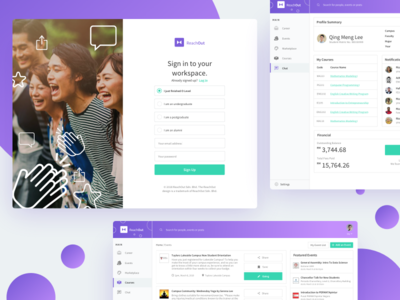 SaaS Product UI Design At A Glance