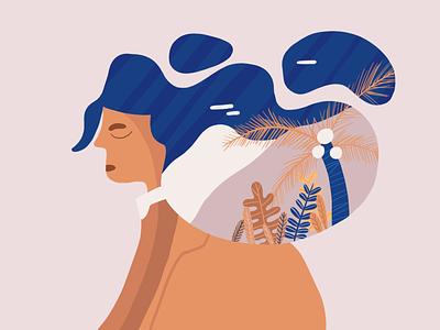 Imagine: Illustration web design graphic art challenge design imagination imagine art illustration