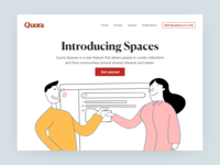 Quora Spaces