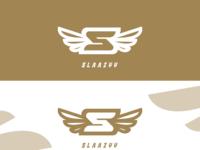 S + Wings logo mark