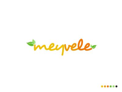 Meyvele Logotype