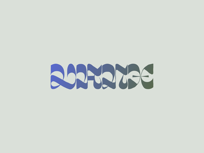 """Vanx"" Concept Typography Graphic Design video valentine love concept gradient logomark logotype classic vintage vanx illustration simple dribbble typography graphic designer logo photoshop illustrator design"