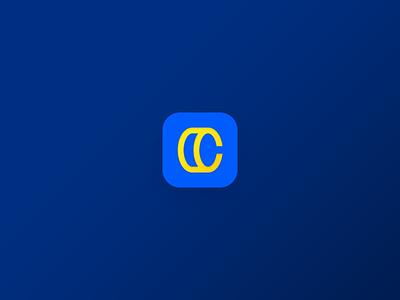 Coinbase Redesign Concept Design + App Icon stocks uiux product design icon ux ui typography branding illustrator coin logo crypto logo crypto exchange cryptocurrency crypto wallet logo crypto coins c coinbase coin
