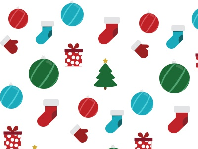 Christmas Pattern logo typography dribbble symbol branding vector illustration graphic designer photoshop illustrator design christmas pattern holidays new year happy christmas tree christmas pattern gifts