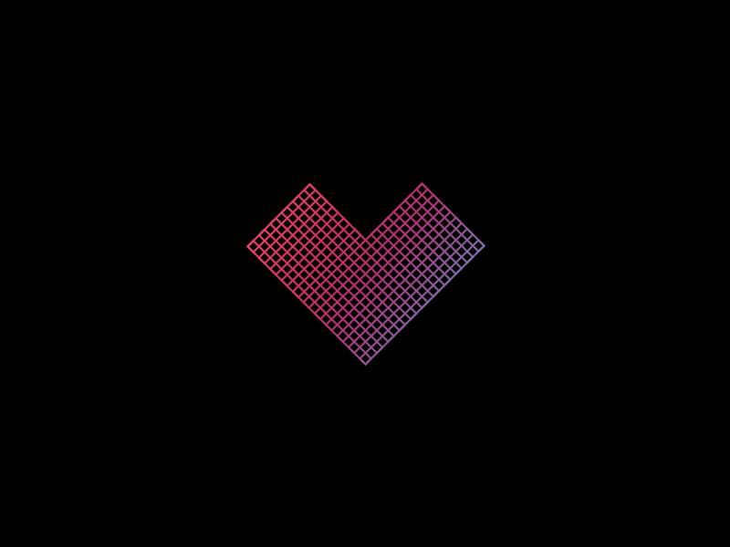 Heart Symbol By Ivan Nikolow Dribbble Dribbble