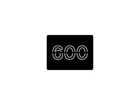 600 Dribbble Followers