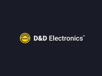 D&D Electronics Logo