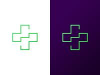 Medical Puzzle Logo