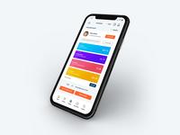 UI Betting Design