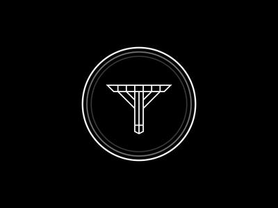 """""""T"""" Logo Design"""