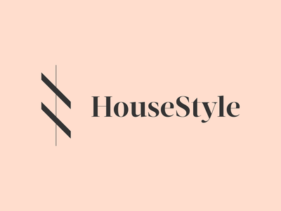 """HouseStyle"" Logo Design"