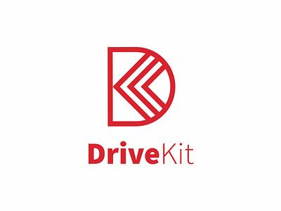 DriveKit Logo clean branding logo