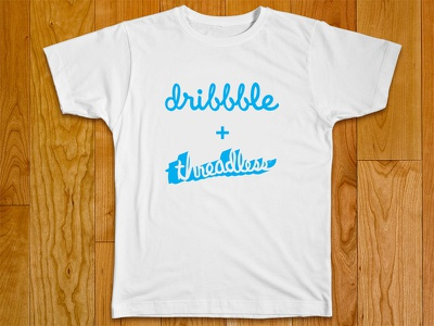 Threadless dribbble